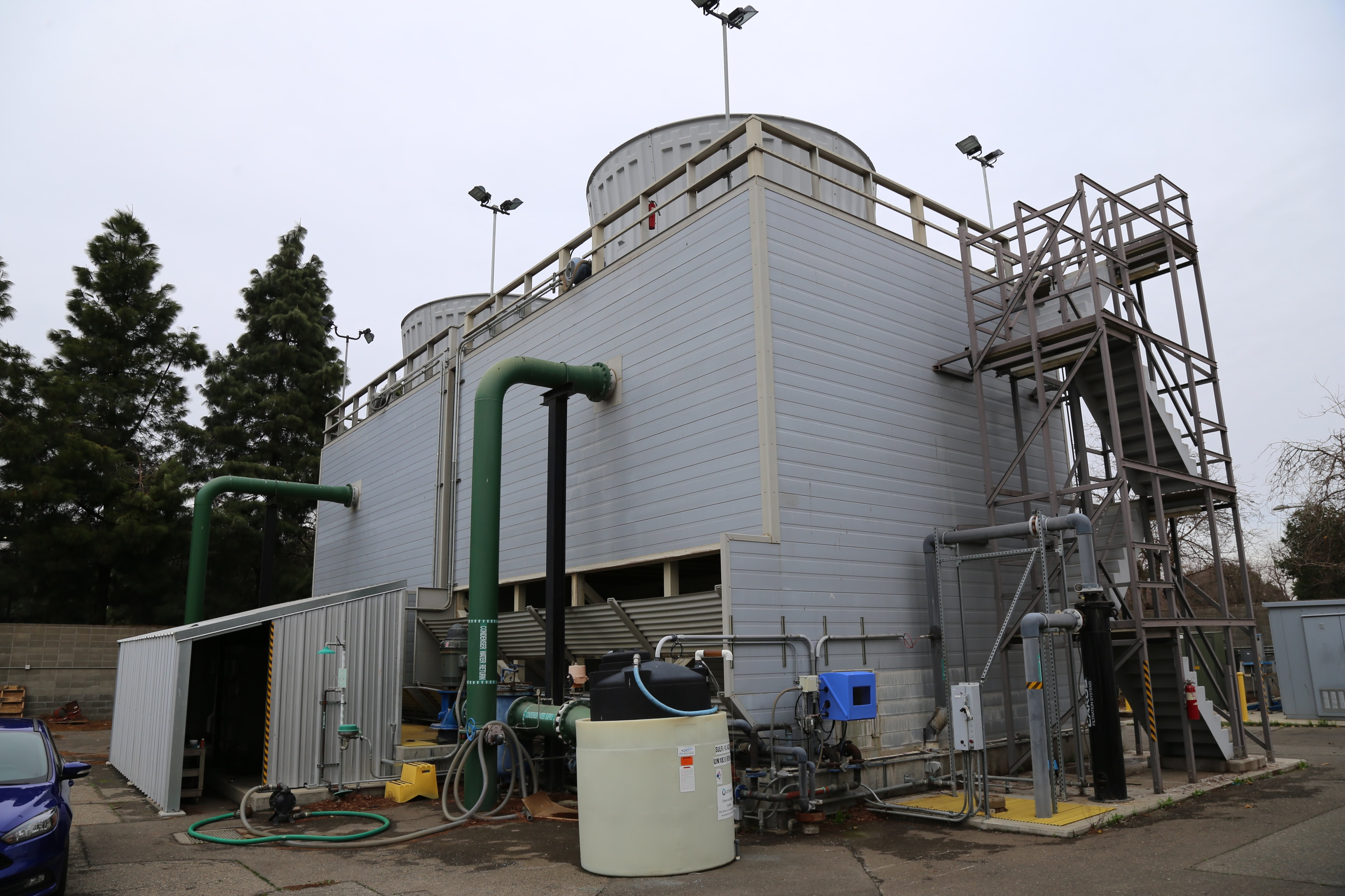 CHCP Cooling Tower